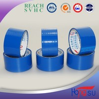 Blue white yellow red Color BOPP Colored Adhesive Tape
