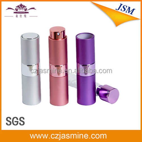10ml compressed air aluminium spray bottle