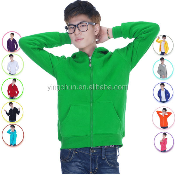 High quality blank hoodies wholesale
