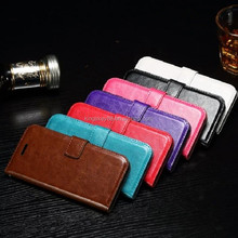 High flip case for iphone 7 Protective leather case for iphone 7 case