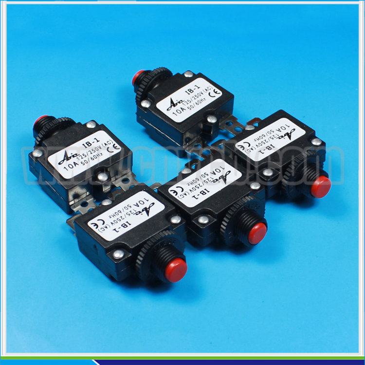 011 IB-1 10A Motor Protection Thermal Overload Relay circuit breakers thermal protector