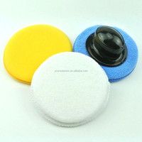 Microfibre Smart Grip Wax Applicator Pads x 3