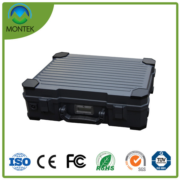 Discount new design 2kw pv portable solar power generator