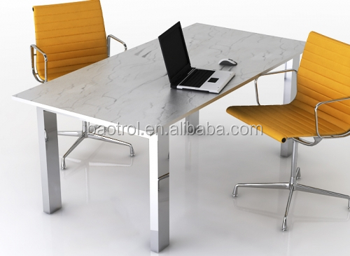2014 Simple commercial office furniture 2 person office desk