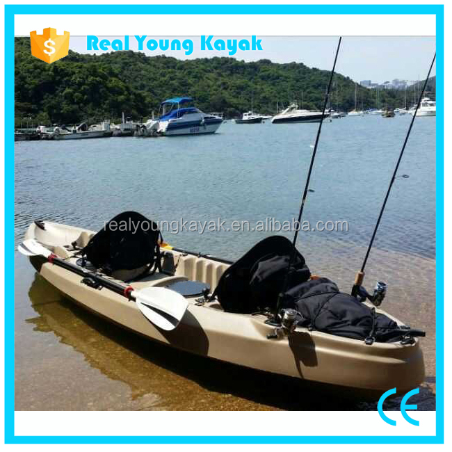 3 Person Kayak Fishing Sit On Top Family Plastic Boat Wholesale