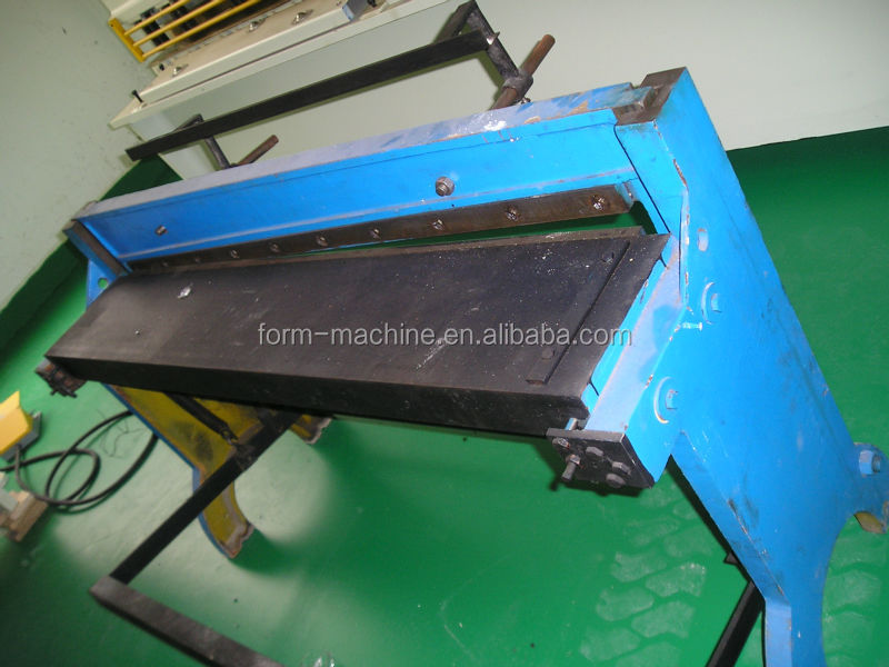 Foot Operated Shearing <strong>Machines</strong> in sheet metal industries supplier