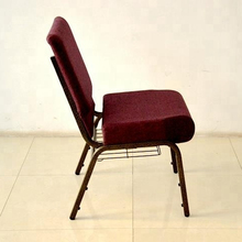 An Ultra strong commercial quality metal church chairs for sale