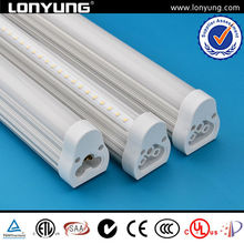 Integrated Lamp T5 easy to mount warm/natural/cool white led tube t5 fluorescent light 3w