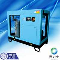 Electric Portable Screw Type Air Compressor