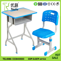 Best Sale Plastic Study Folding Kids Table Chair