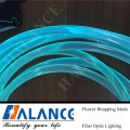 swimming pool fiber optic lighting with Solid Side Glow Optical fiber for Lighting Decoration