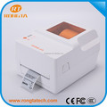 Rongta 4 inch thermal transfer pos system barcode printer, usb' desktop label printing machine