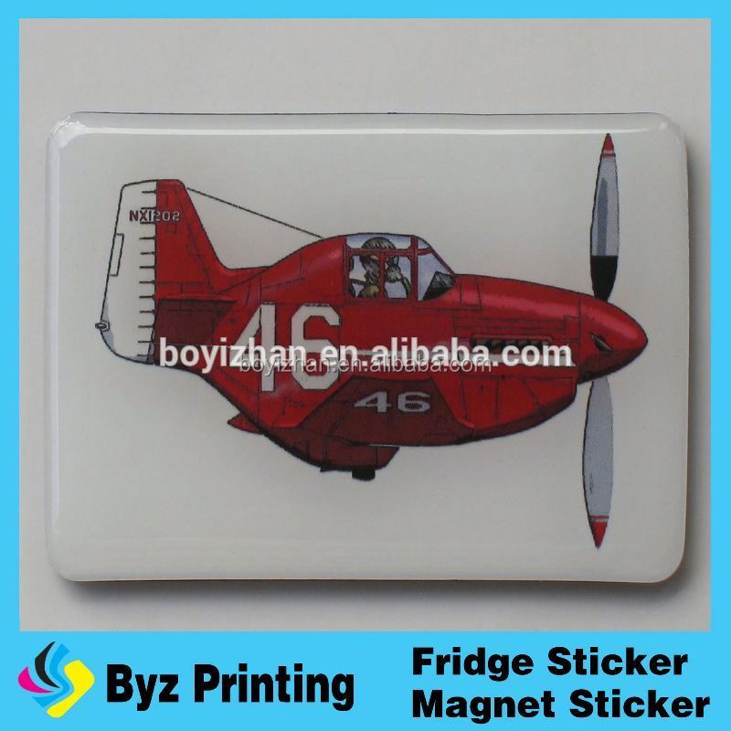 Full Color Printing Fridge Door Cover Sticker