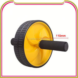 ab wheels ,H0T003 Small abdomina fitness ab roller exercise wheel , dual ab wheel