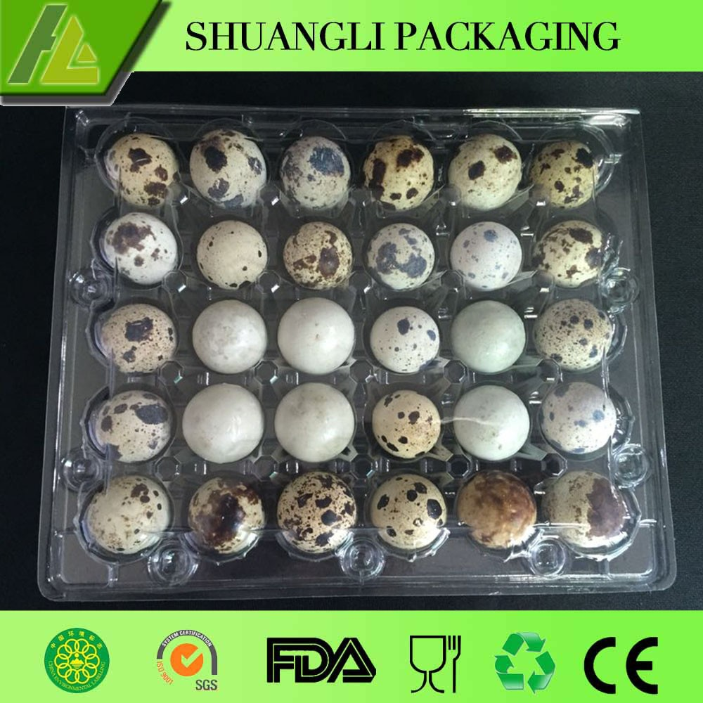 hot sale stackable cheap quail eggs boxes tray