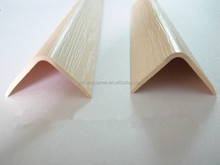 2mm thickness l plastic corner protectors shelf edge strips suitable for pastoral modern Japanese Korean style