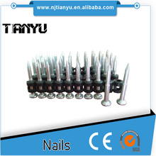 Powder Actuated Nail Gun - 62mm Concrete & Steel Nails