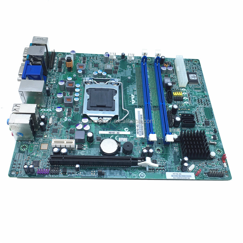 For ACER H61H2-AD MB.GCF07.001 MBGCF07001 desktop motherboard mainboard DDR3 100% tested
