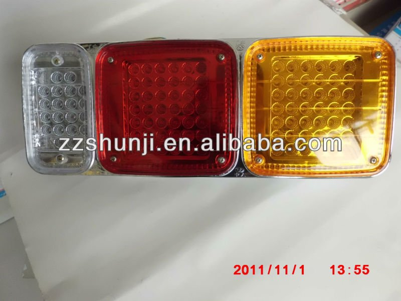 JNW LED Tail/Rear lamp 24V for trucks and trailers