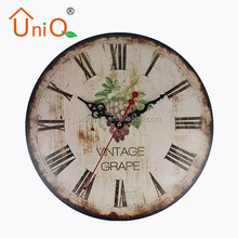M1203 fashion wall clock different shape
