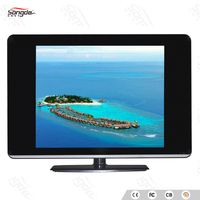 China LED TV Factory , Wholesale Top brand Small size 15 17 19 inch Led TV with Less cost