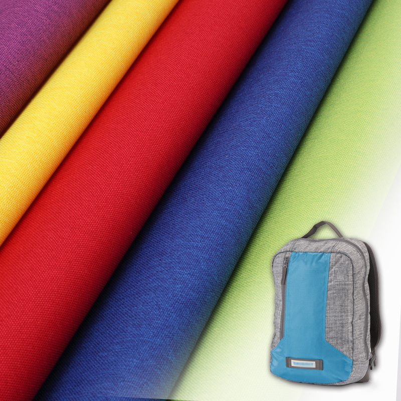 Eco-friendly waterproof nylon oxford fabric with virous colors in stock