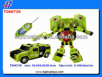 2013 hot sale R/C TRANSFORMS/CARS W/BATTERY