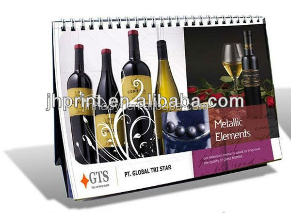 Advertising Full Color Large Wall Calendar printing