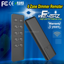 LED Lamp Remote Control RF Touch remote 10-key Controller