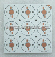 1.5mm blank led light 94v-0 pcb board for pcb assembly