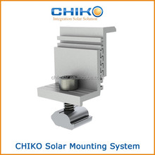 Solar Photovoltaic Central Clamp for Solar Mounting Brackets