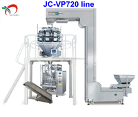 Automatic fruit and vegetable packing machine with salad scale JC-VP720A