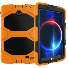 Heavy Duty Kid Proof Rugged Case For LG G Pad 2 8.0 V498 Tablet Case