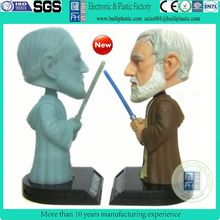 resin fantasy figures/paint resin figure/resin figure craft
