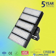 5 years warranty 90w 120w 150w 180w 200w 300w module led flood light