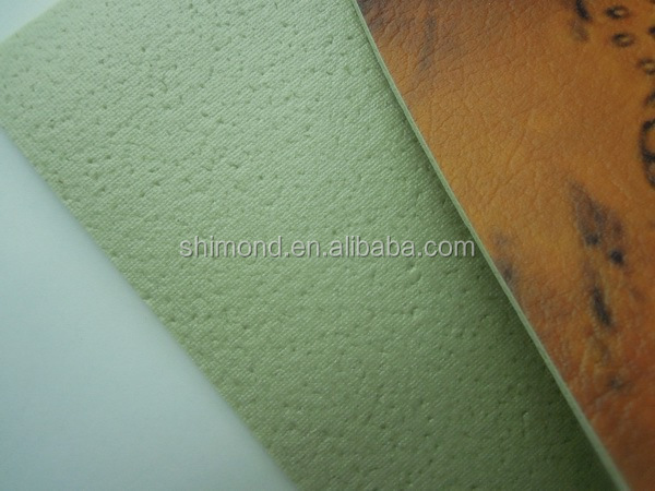 Printed PVC Thick Sponge Leather for Kitchen Mat