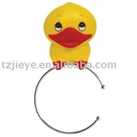 duck towel hook
