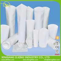 hot sale chinese supplier 25 37 73 90 120 160 190 micron polyester nylon mesh filter bag