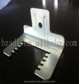 Different kinds of drywall profile accessory suspended ceiling accessories clip lock accessories