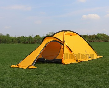 outdoor waterproof double layer lover travel tent camping tent