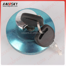 HAISSKY Motorcycle Parts Spare Cap Chinese Fuel Tank for Motocycle