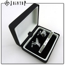 best quality custom fashion design tie cufflink gift set