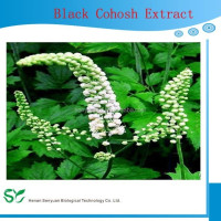 Factory Supply Certified ISO Black Cohosh Root Powdered Extract