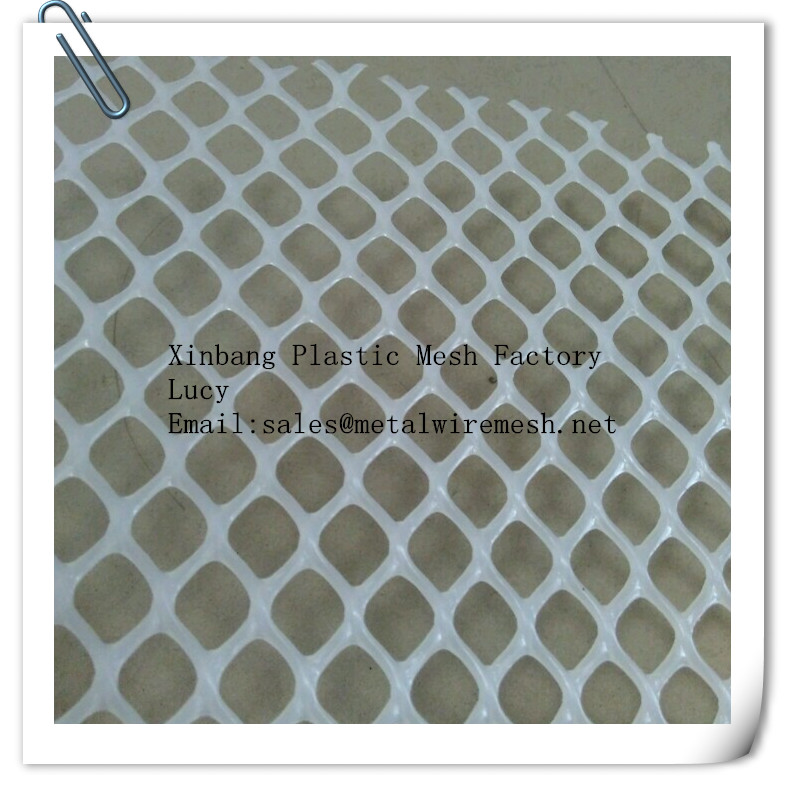 Plastic flat wire Net/Mesh for poutry of hexagonal hole or diamond hole