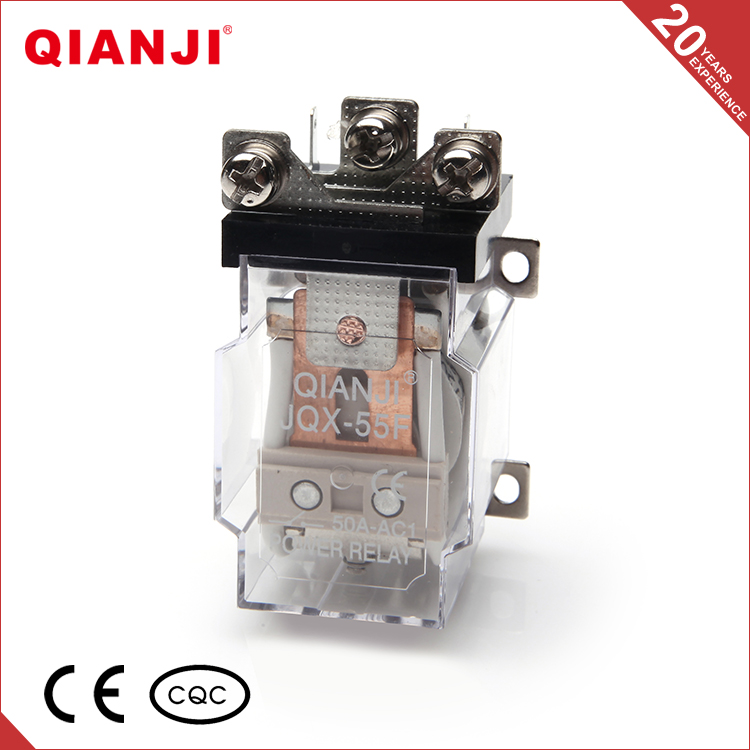 QIANJI China High-Performance Over And Under Voltage Power Relay JQX-55F 1Z