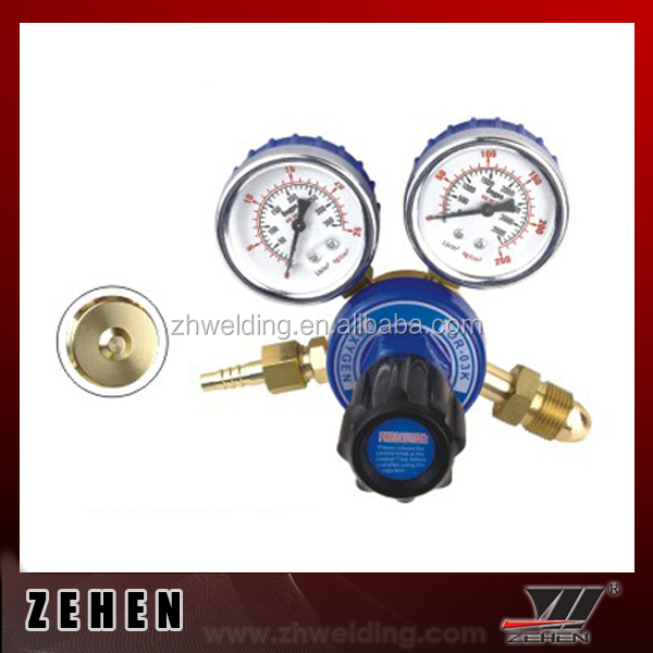 Fuel gas pressure regulator