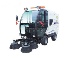 Electric Street Sweeper, Road Sweeper, Cleaning Machine