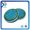 Full color printing logo round shaped badge