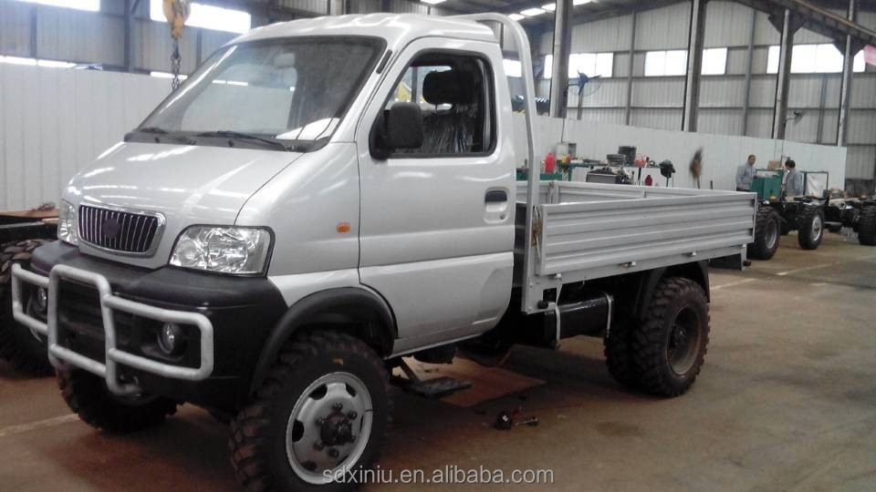 mini truck 4x4 chinese light trucks self dump truck for sale