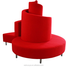 hot sale circular sofa modern circular furniture sofa for sale